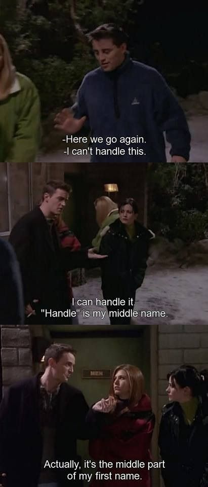 Chandler Handle