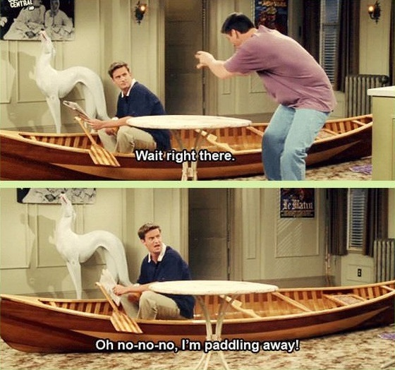 chandler in the boat